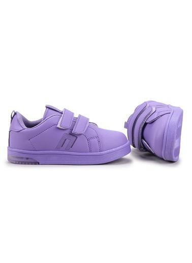 Kiko Kids Spor Ayakkabı Mor